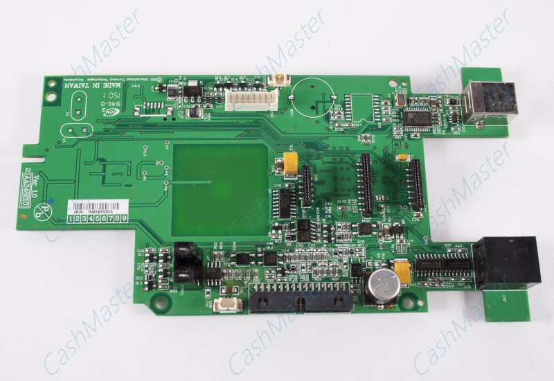 CPU Board (3BA-RAB348-E1-06)