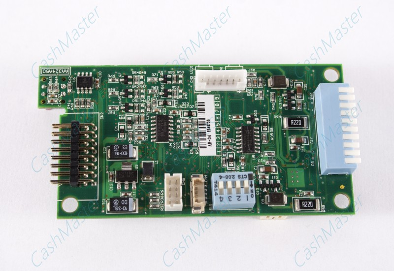 CPU Board with stacker (3BA-RAB324-A5-04)