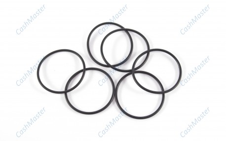 A008131 BELT, O-RING 29, 1TX1,6 EPDM