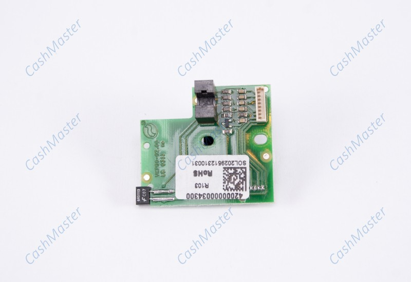 PCSCVKP80II-T-1 Feeding keys and sensors 3.3V Board
