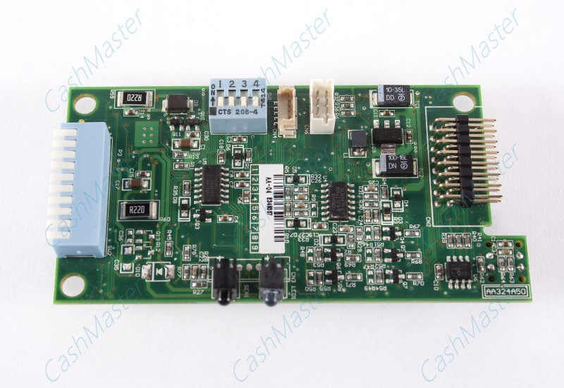 CPU Board without stacker (3BA-RAB324-A5-04)